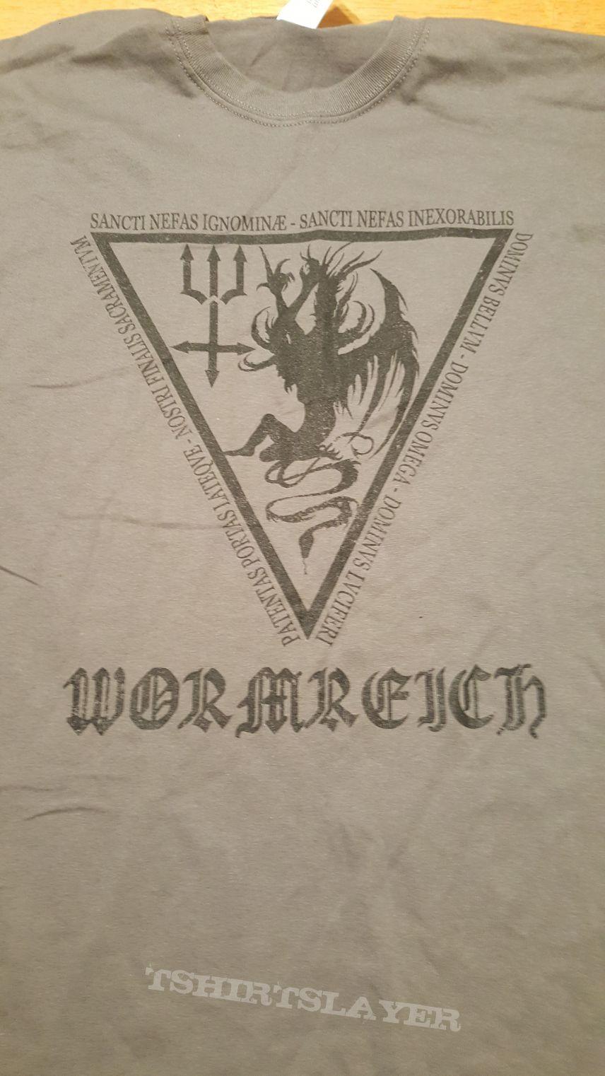 Wormreich - Sigil - SS - XL