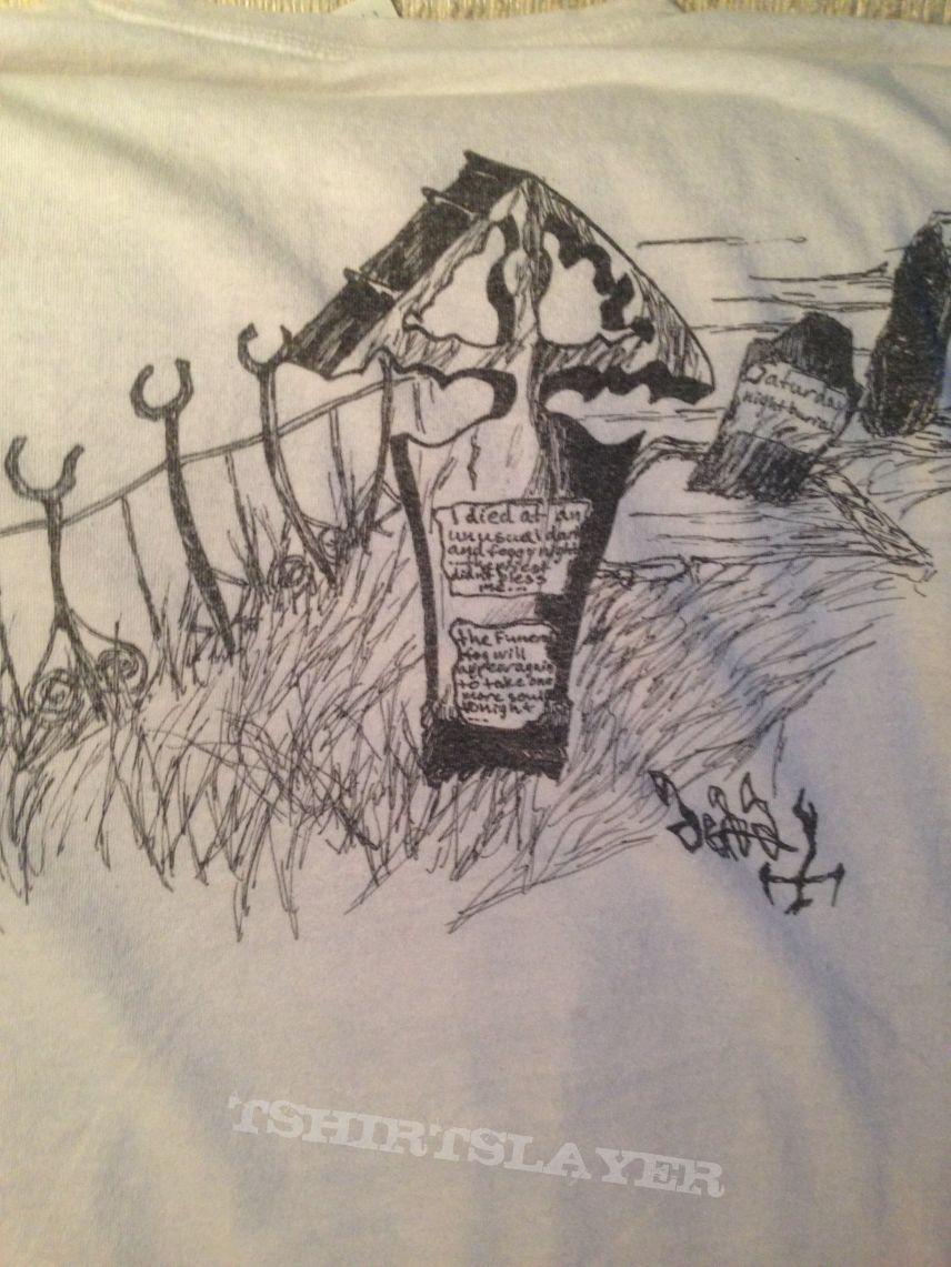 Mayhem - De Mysteriis dom Sathanas t-shirt