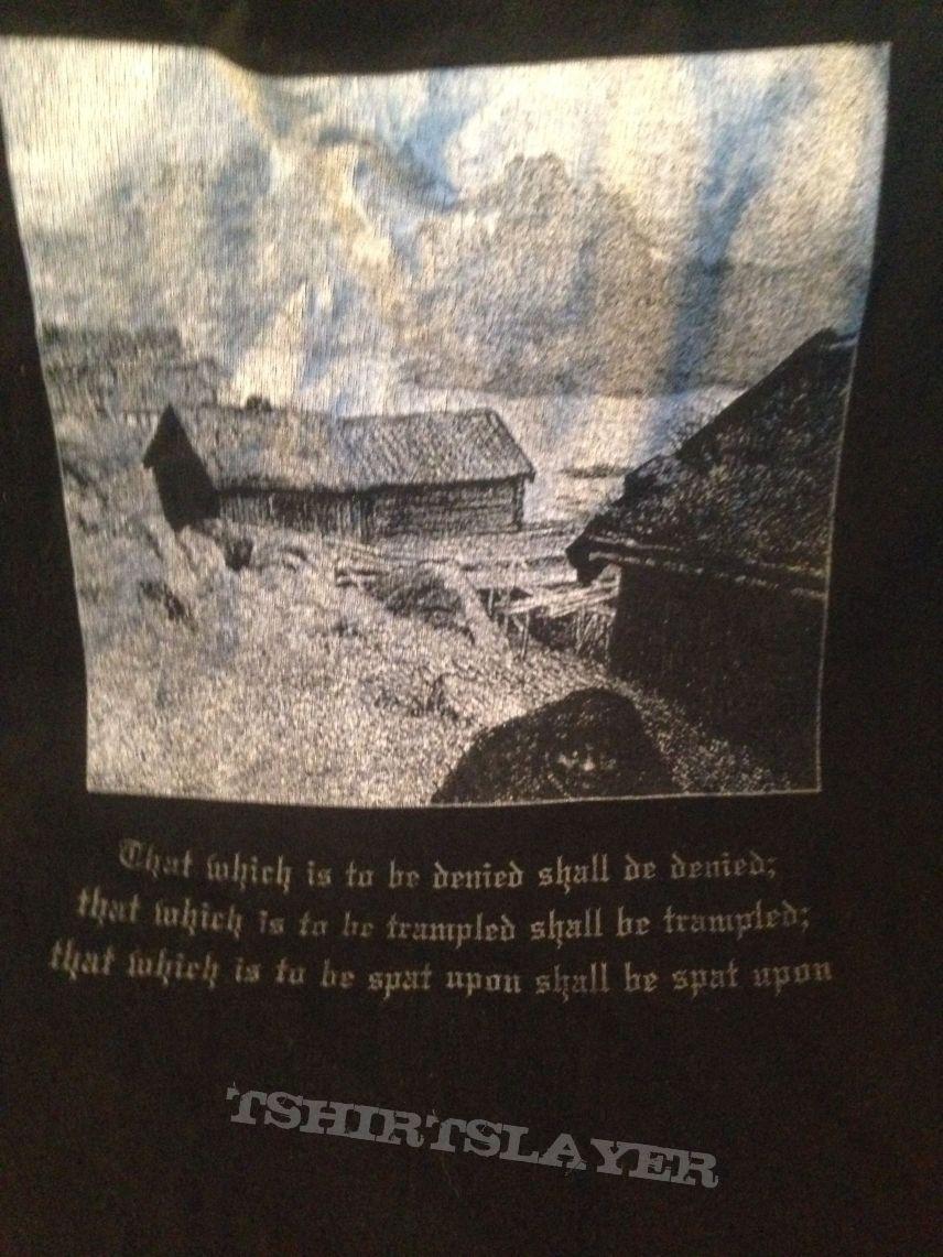 Burzum - Hvis Lyset Tar Oss longsleeve
