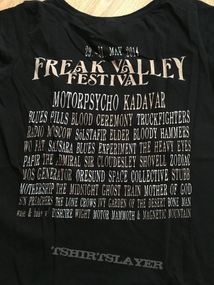 Freak Valley Festival Shirts