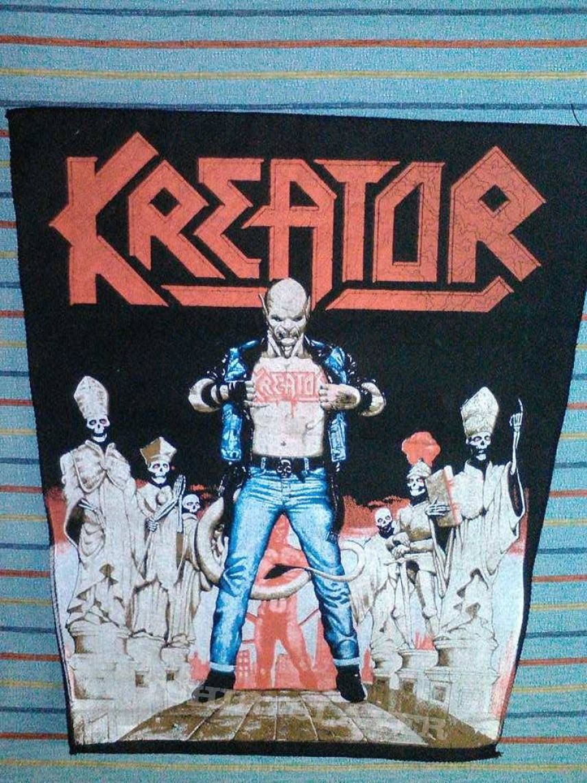 Kreator Terrible certainty BP