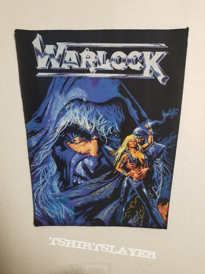 Warlock back patch