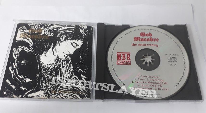 God Macabre - The Winterlong... (M.B.R. Records - CD)