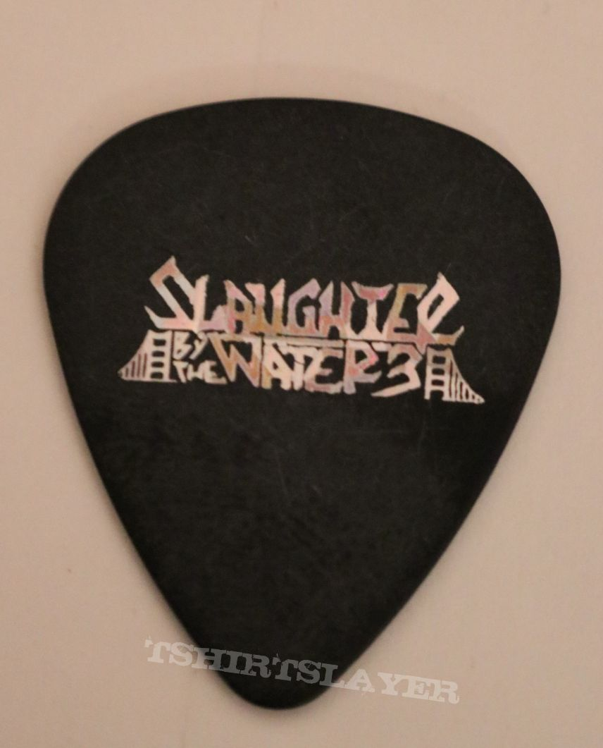Slaughter by the Water III - Pamphlet and Guitar Pick