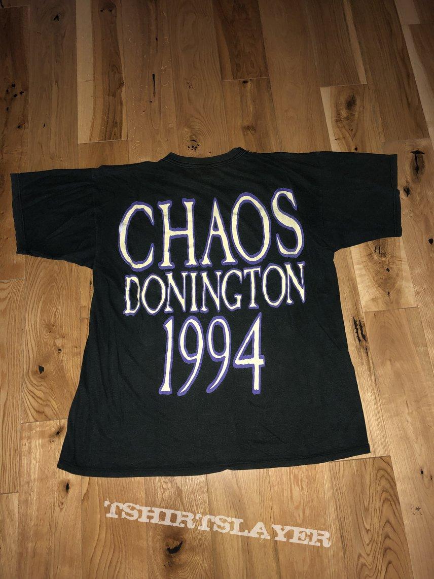 Sepultura Donington Monsters Of Rock 1994 Shirt