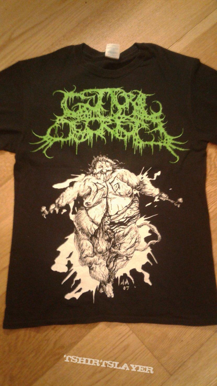 Guttural Secrete shirt