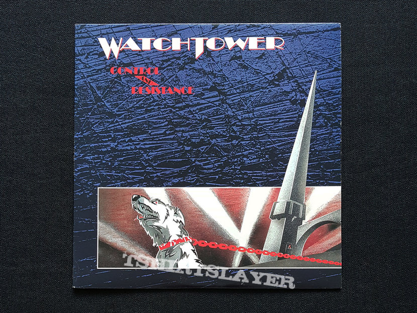 Watchtower - Control And Resistance Vinyl