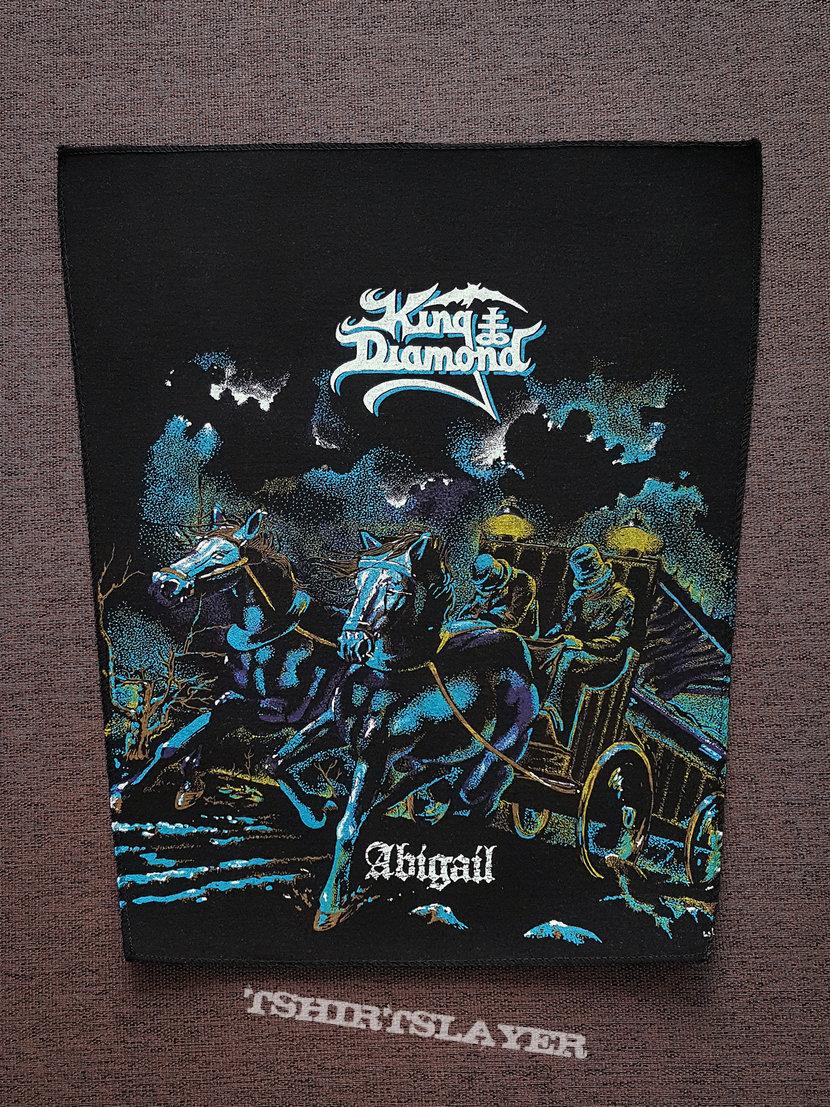 King Diamond - Abgail Backpatch