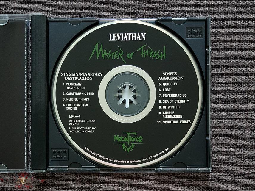 V.A. - Master Of Thrash CD