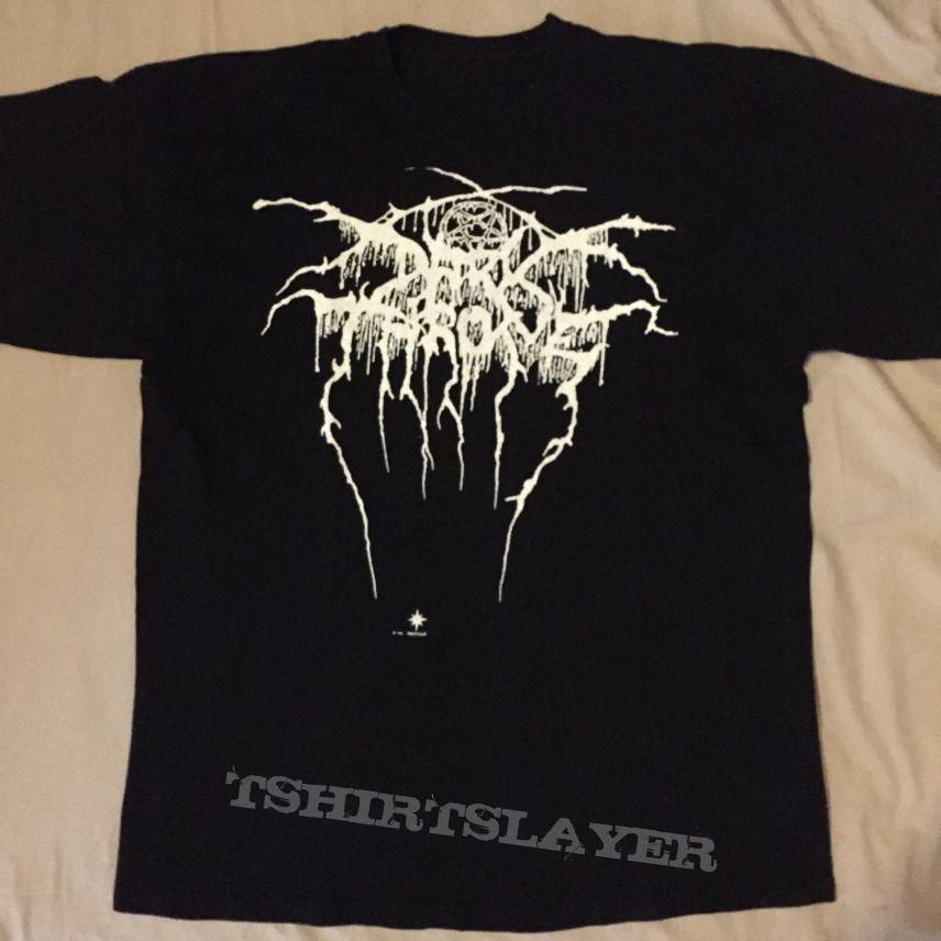 Darkthrone Baphomet Tshirt L