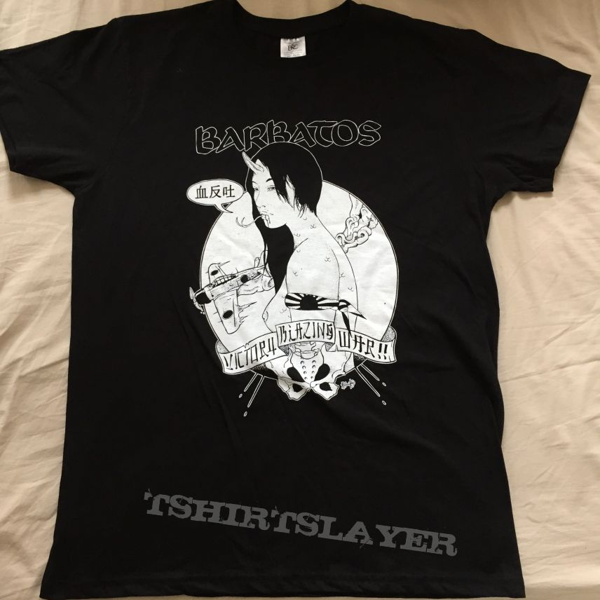 Barbatos Victory Blazing War!! Shirt