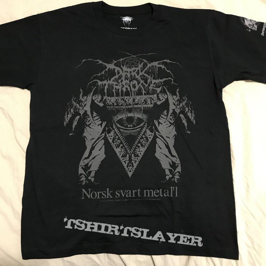 Darkthrone Norsk Svart Metall