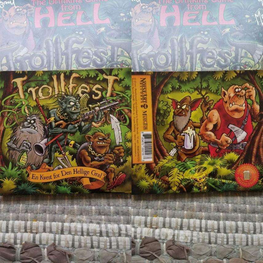 TrollfesT-En Kvest for Den Hellige Gral