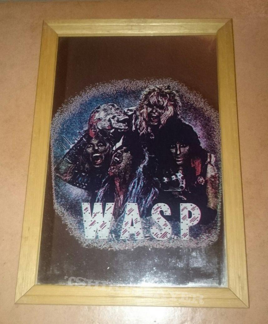 Winged Assassins Mirror 1984