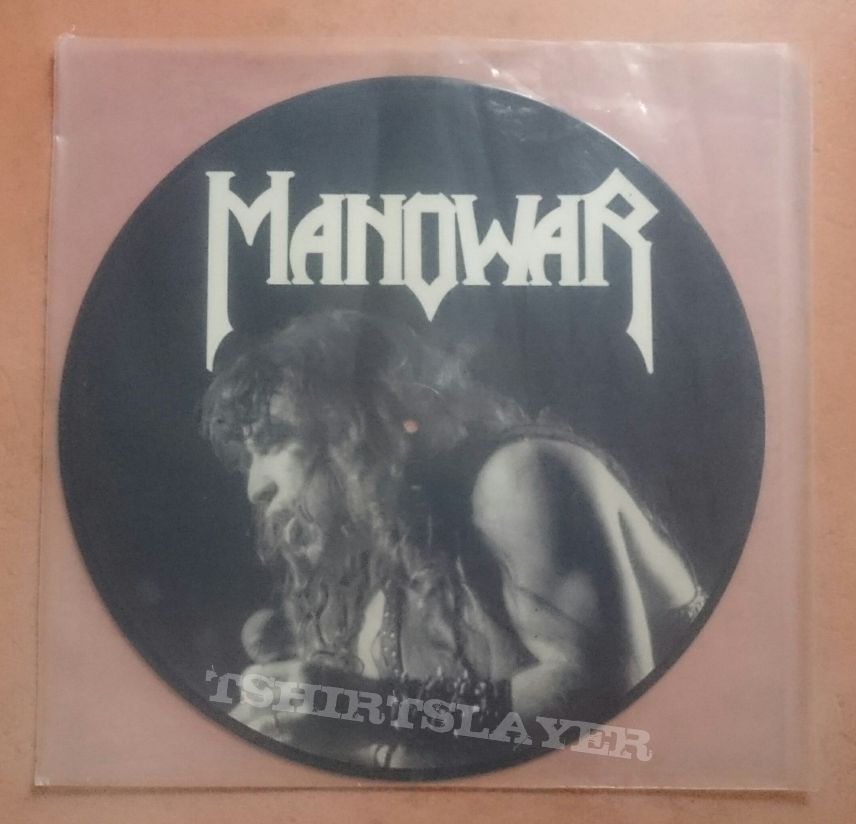 Into Glory Ride Picture Disc LP