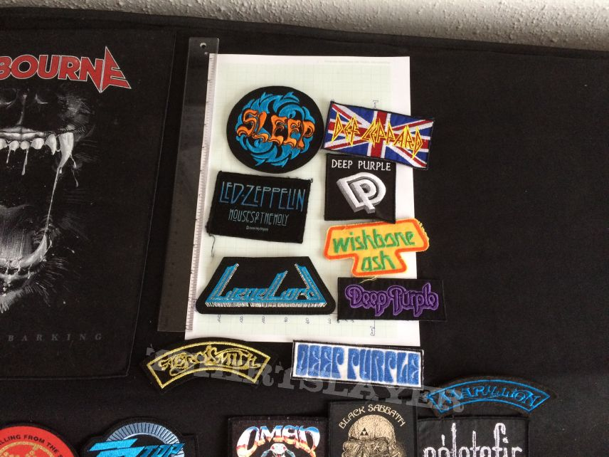 Left Over Patches