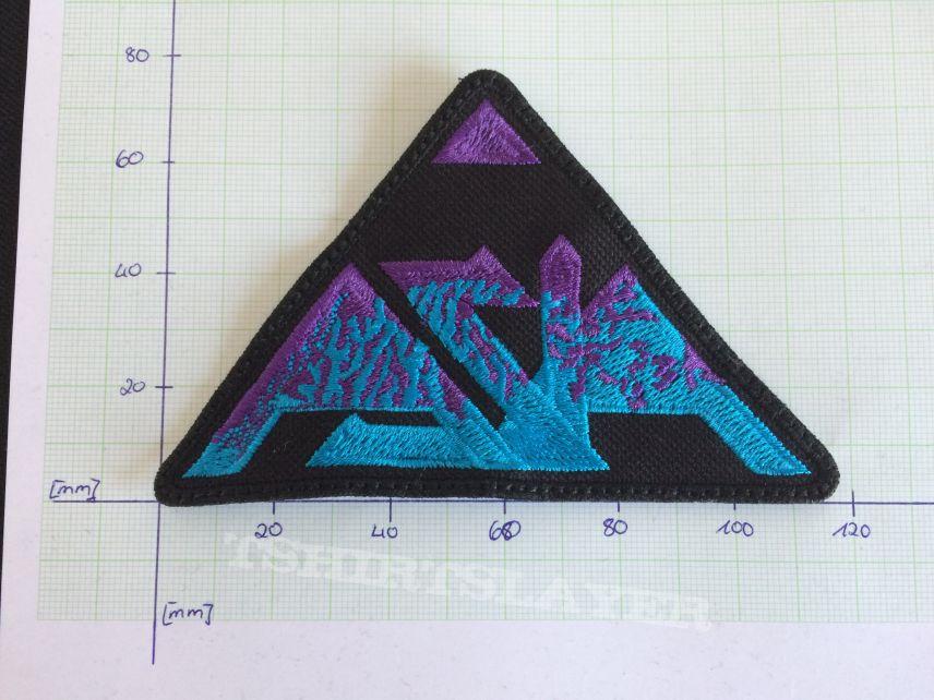 Asia Logo Patch
