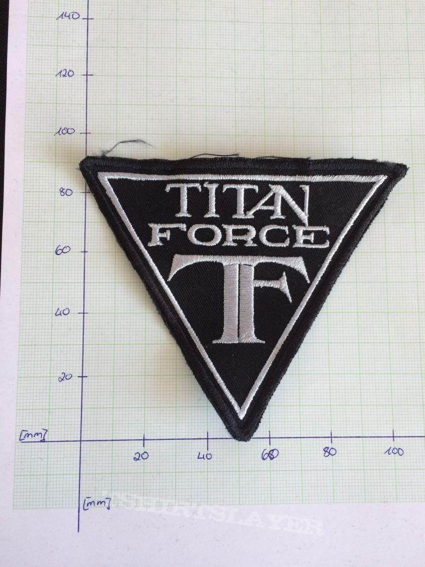 Titan Force Patch
