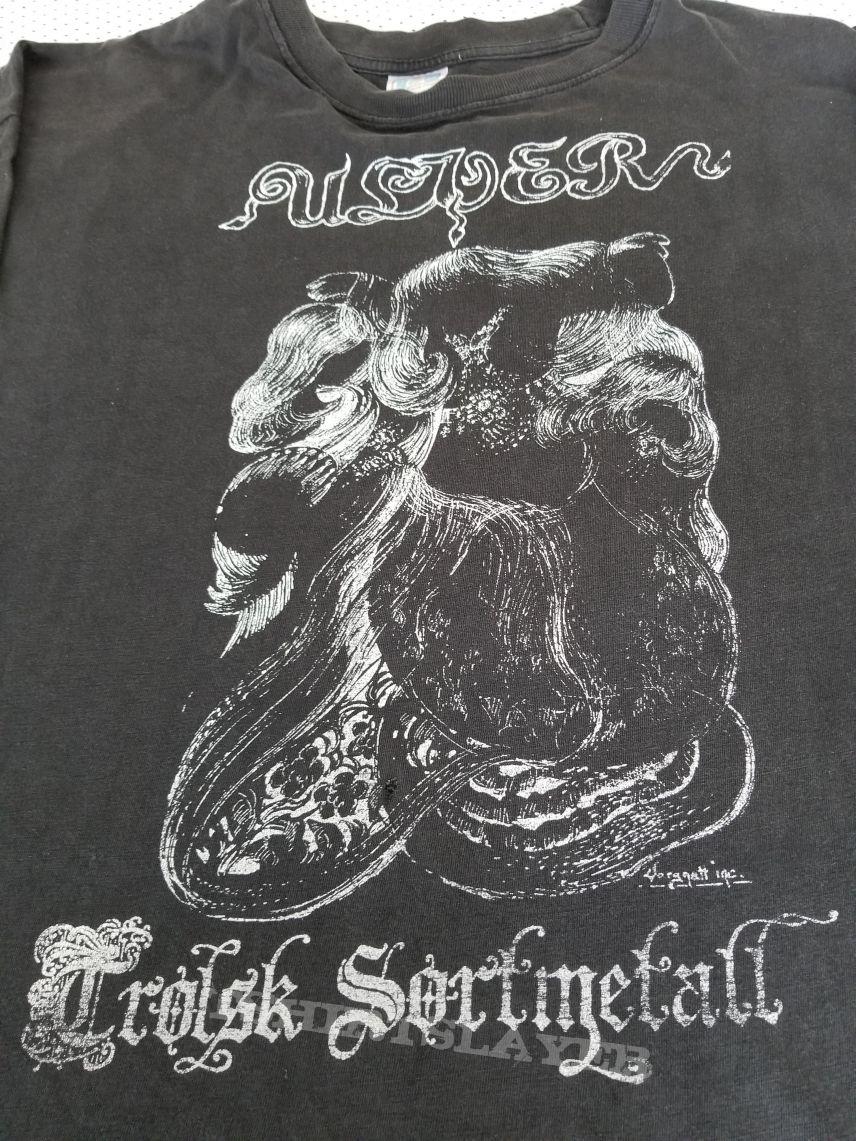 Ulver 'Trolsk Svartmetall'