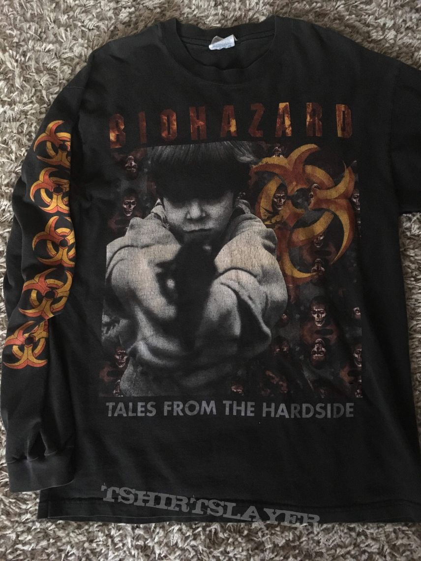 Biohazard Tales From the Hardside