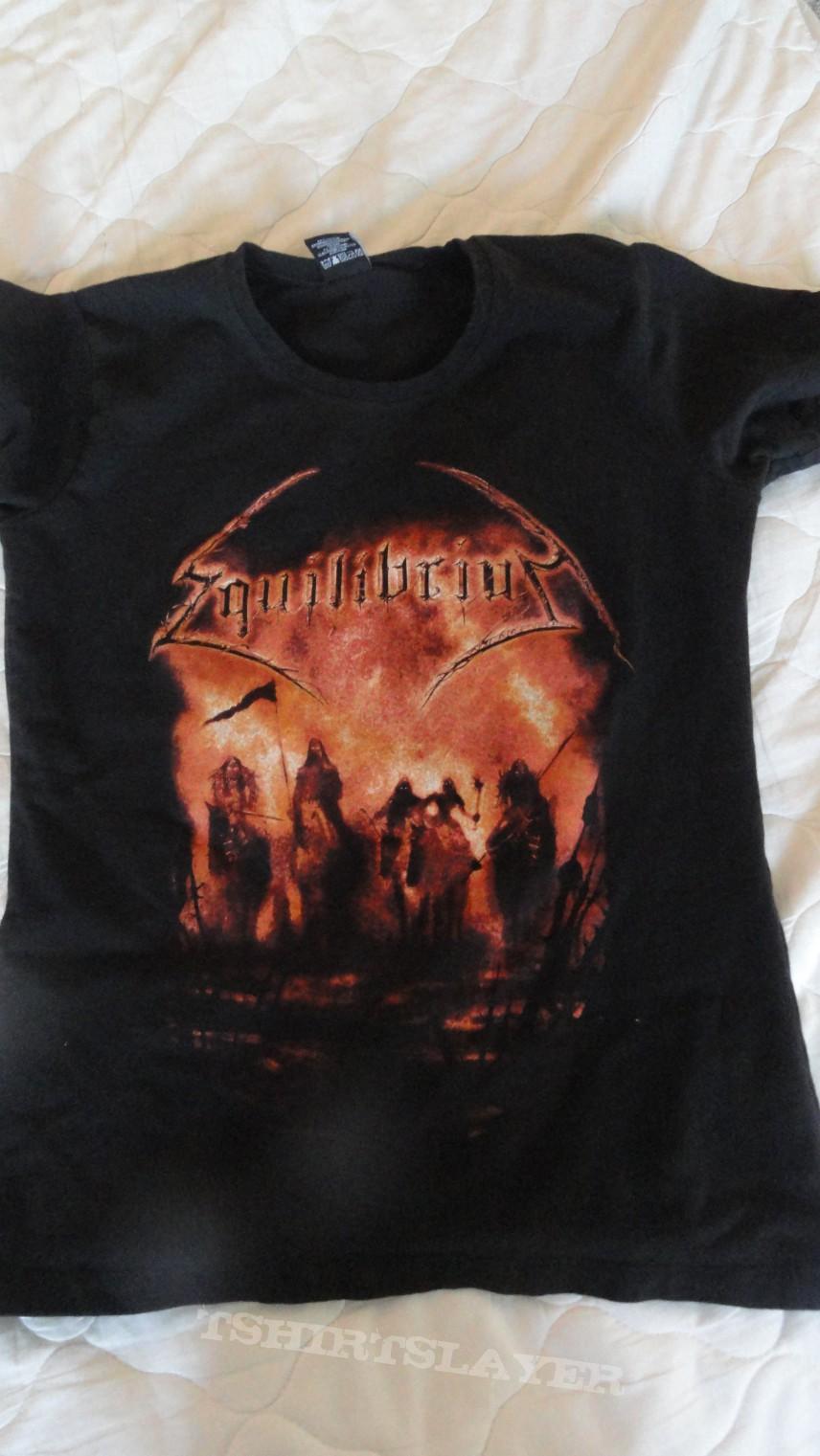 TShirt or Longsleeve - Equilibrium girlie tshirt