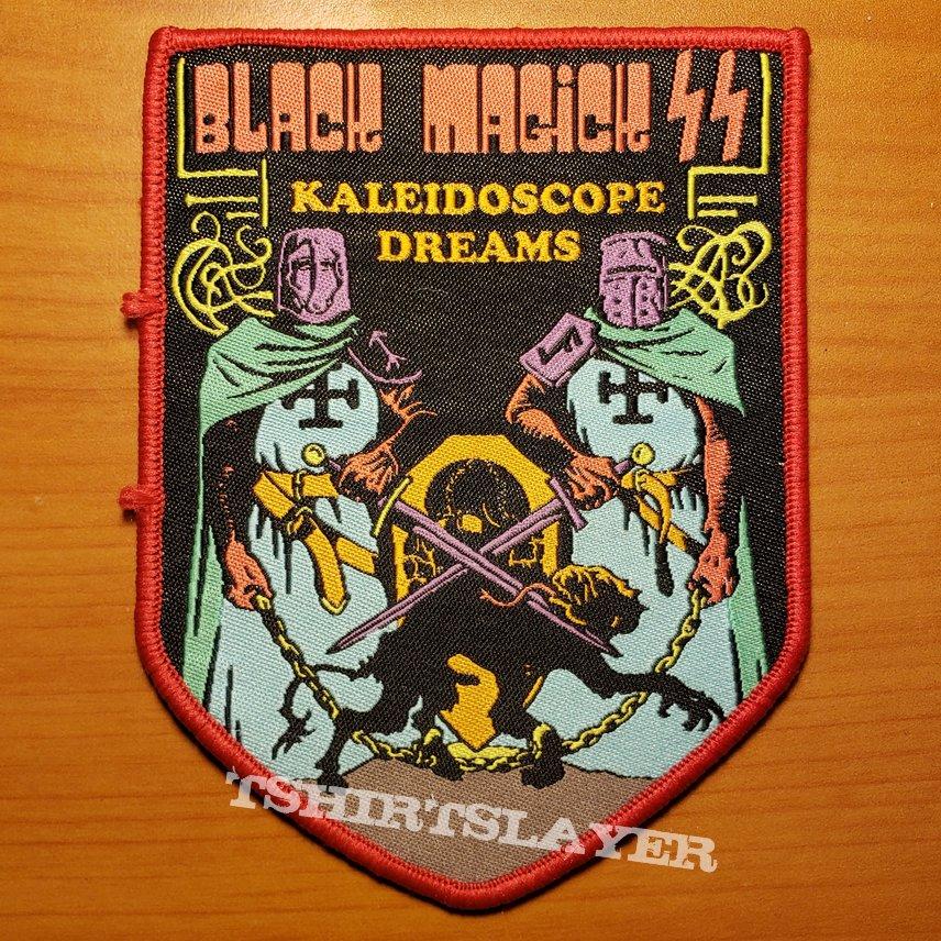 Black Magick SS - Kaleidoscope Dreams/Crusader Shield Patch