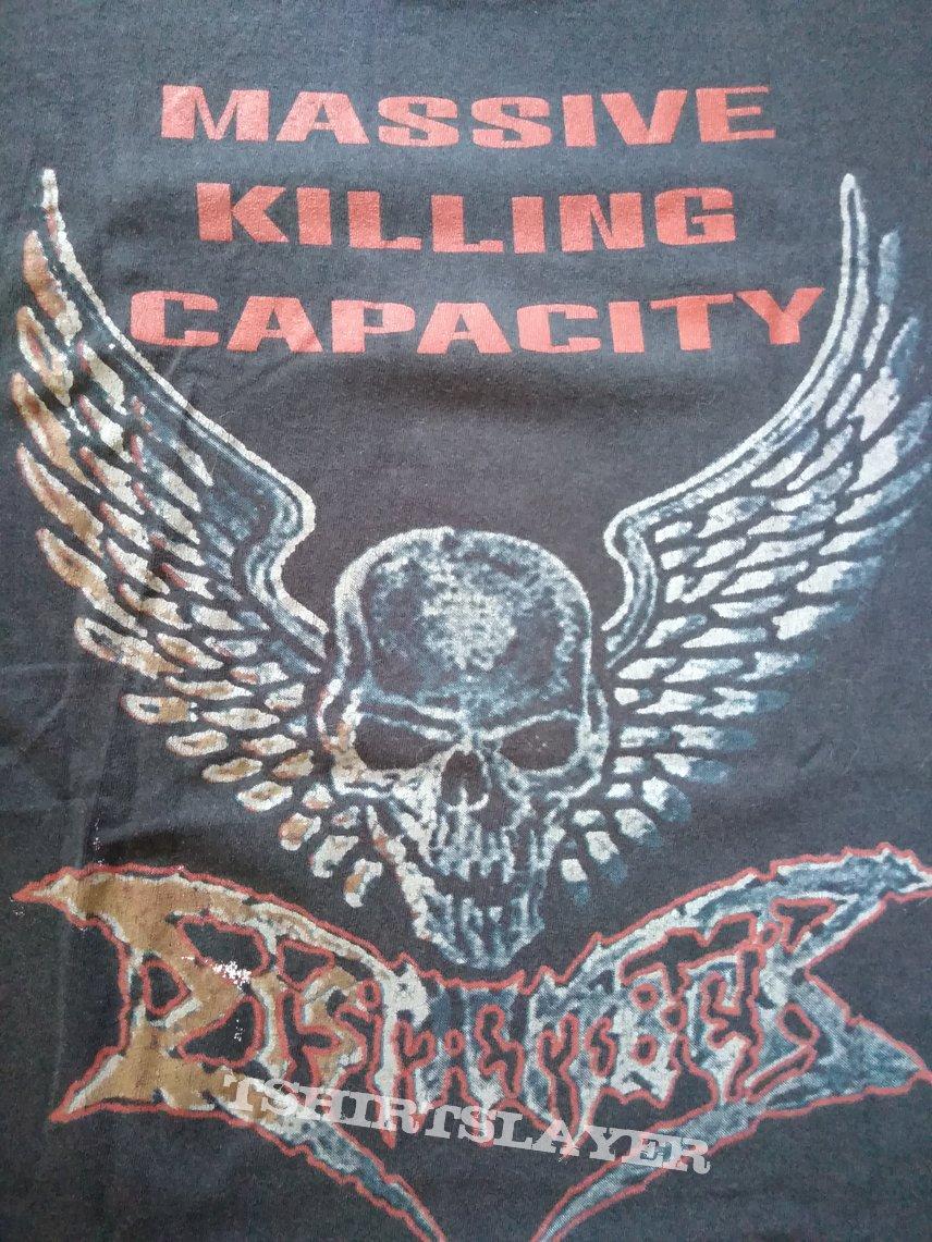 Dismember - Massive Killing Capacity 1995 TS