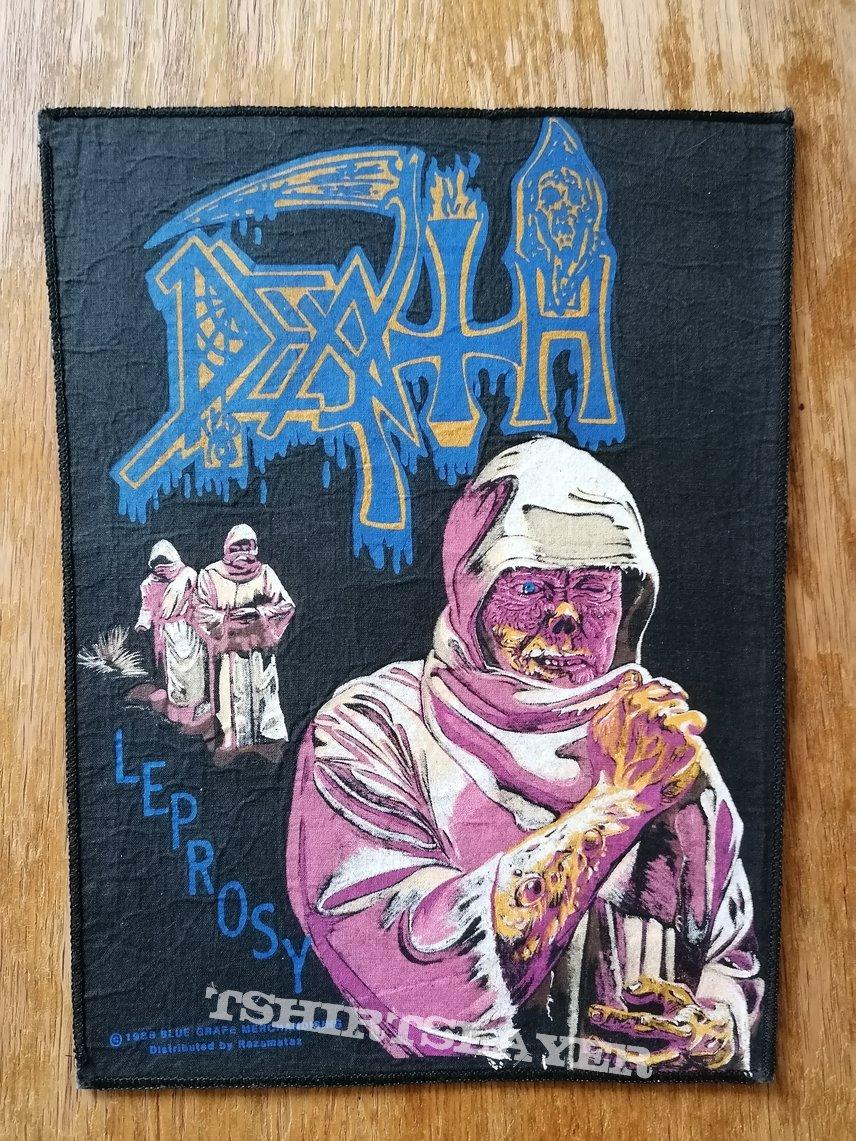 Death - Leprosy BP 1989