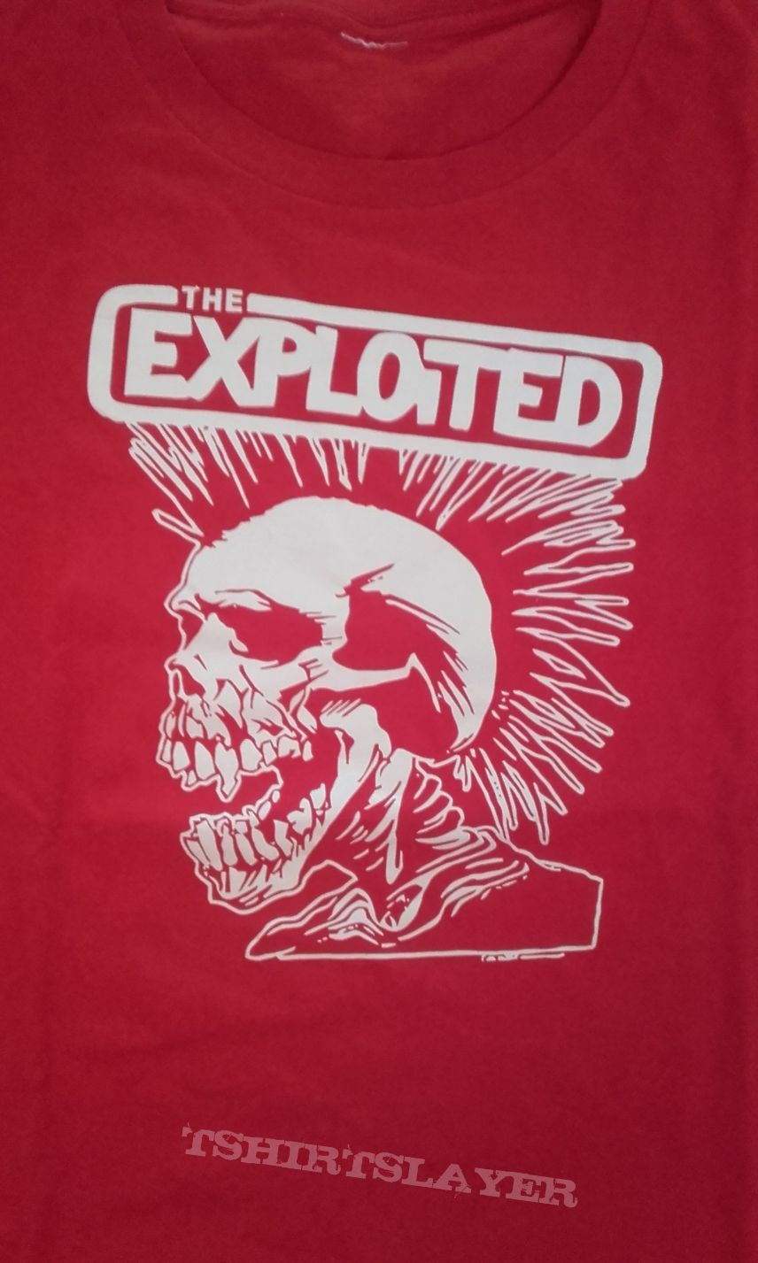 The Exploited tshirt