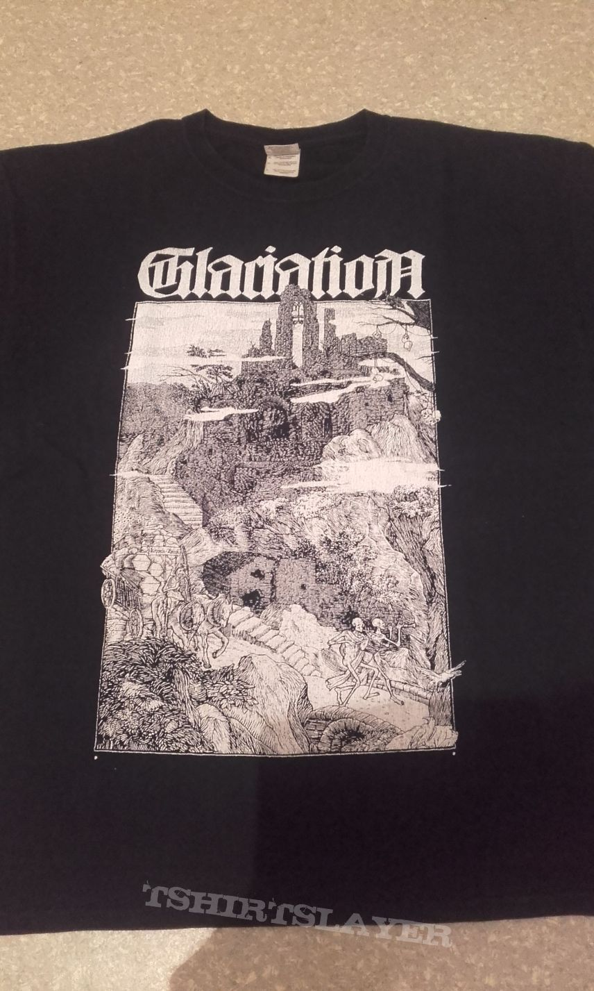 Glaciation tshirt