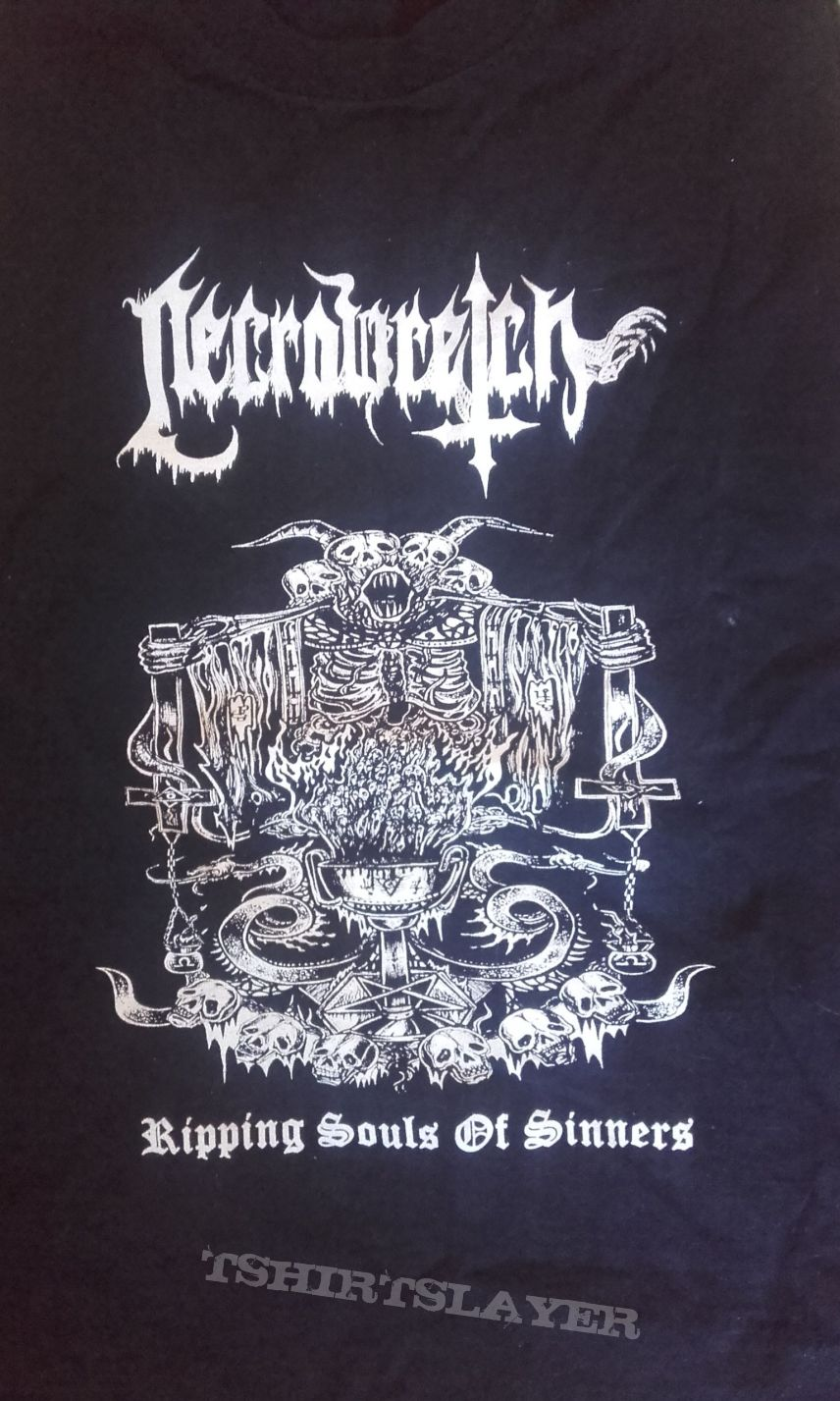 Sleeve cutted Necrowretch