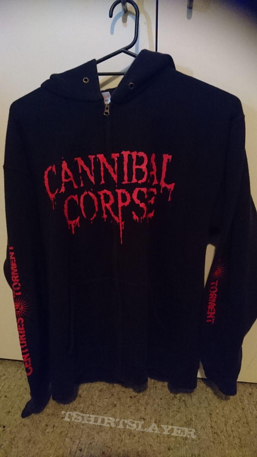 Cannibal corpse hoody