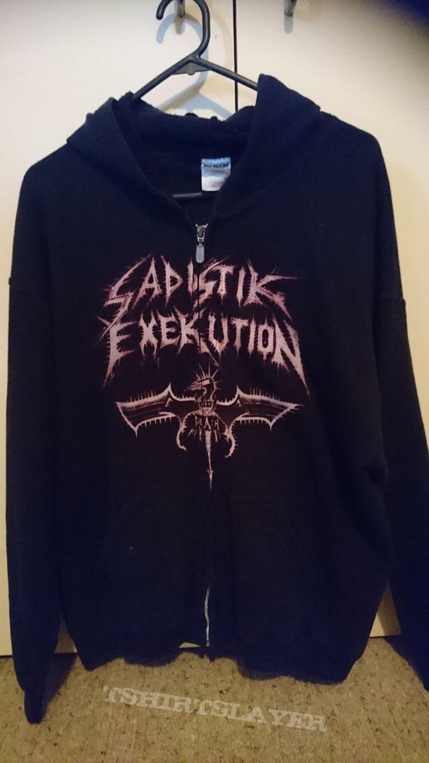 Sadistik exekution hoody