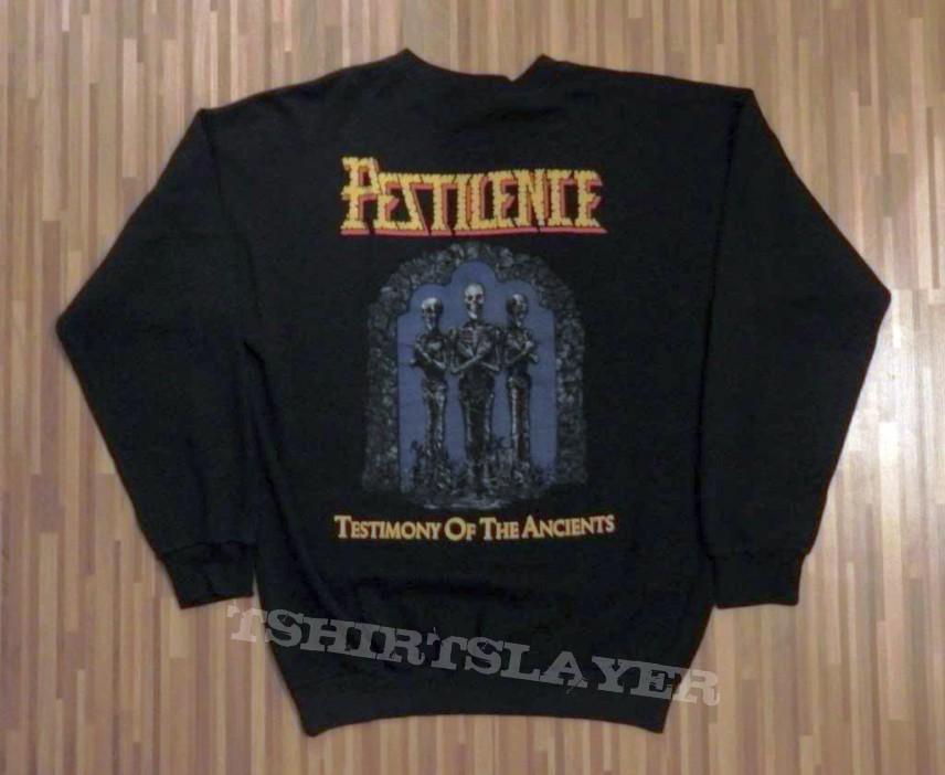 Pestilence - Testimony Of The Ancients 1992 Sweatshirt