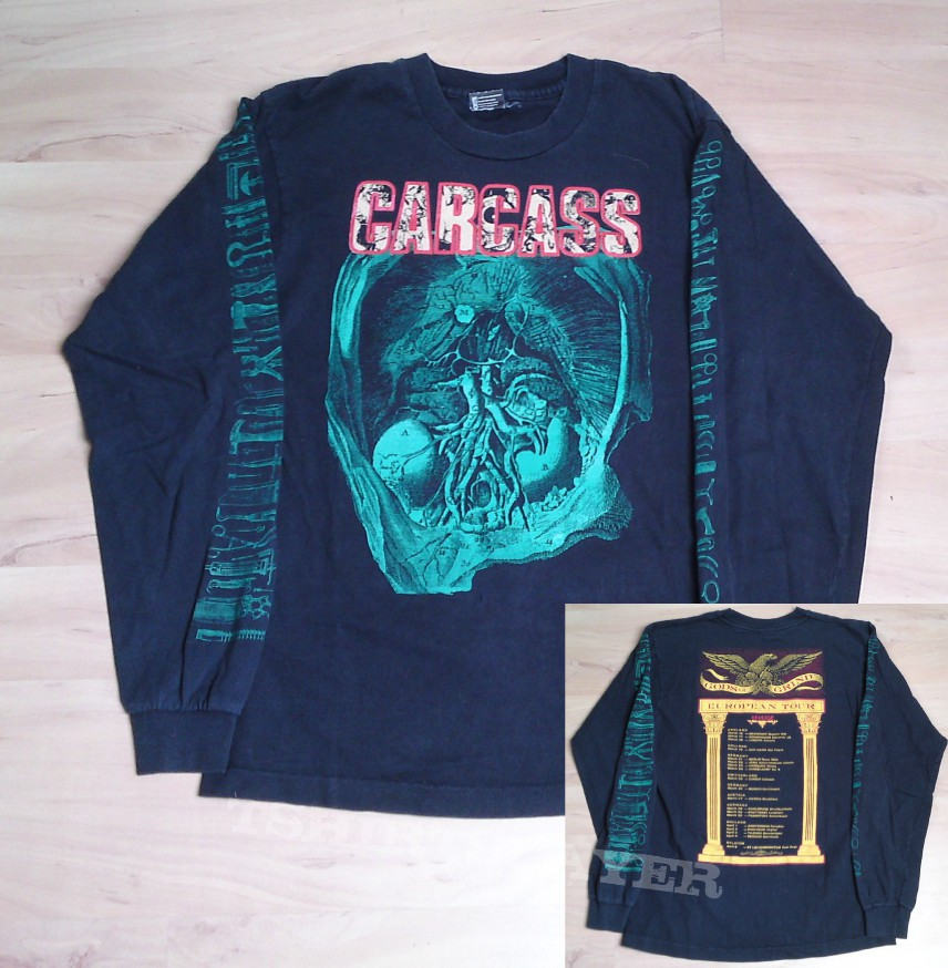 Carcass - Gods Of Grind Europe 1992