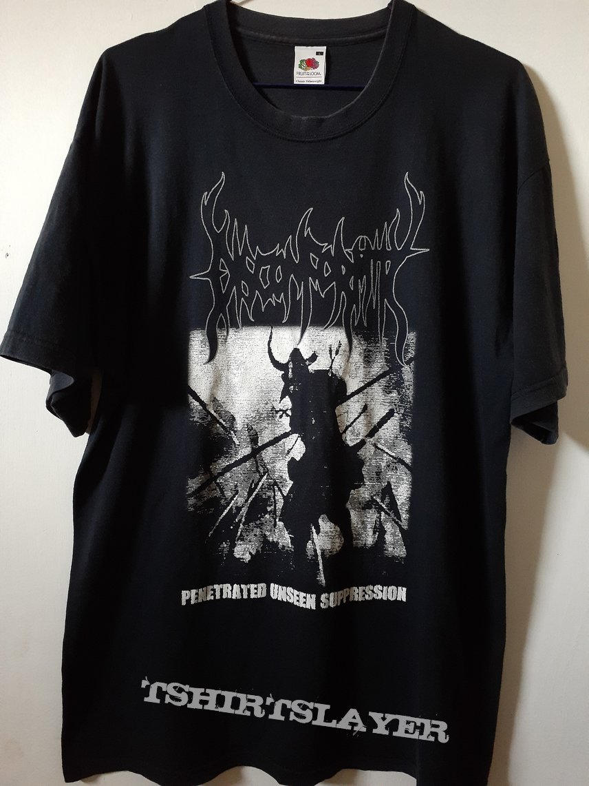 Disconformity (Penetrated Unseen Suppression) Tshirt