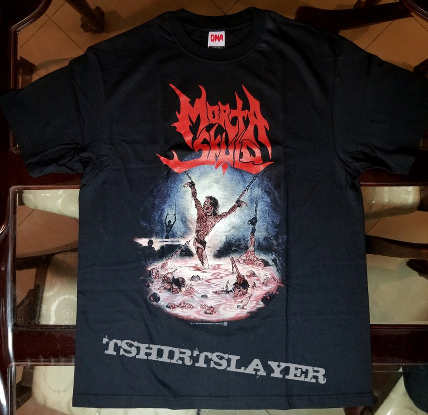 Morta Skuld - Dying Remains T-s