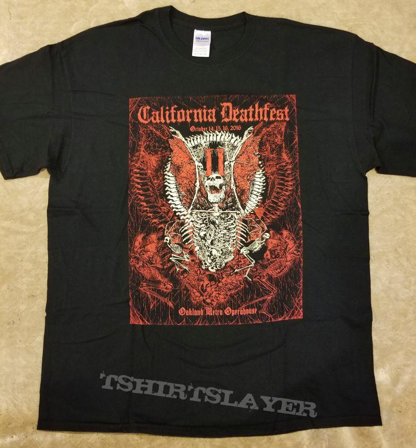 California Deathfest II 2016