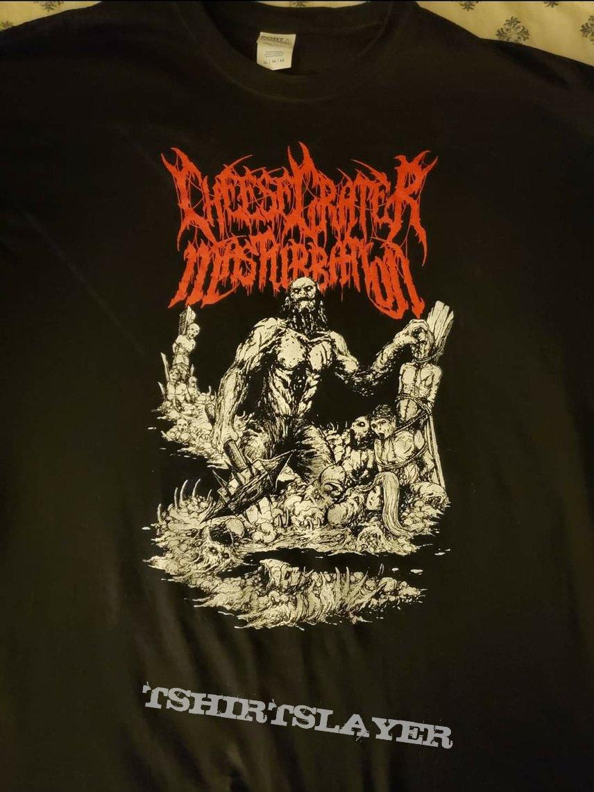 Cheese Grater Masturbation shirt