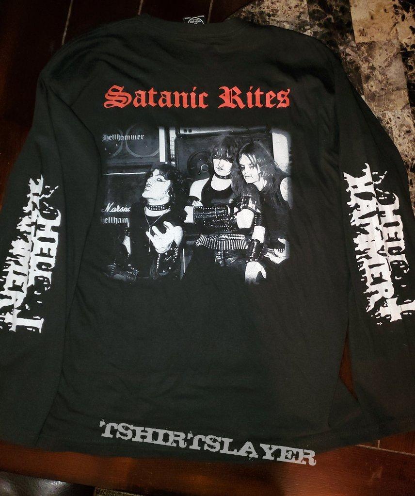 Hellhammer long sleeve