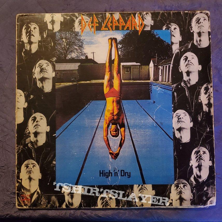 Def Leppard - High n Dry