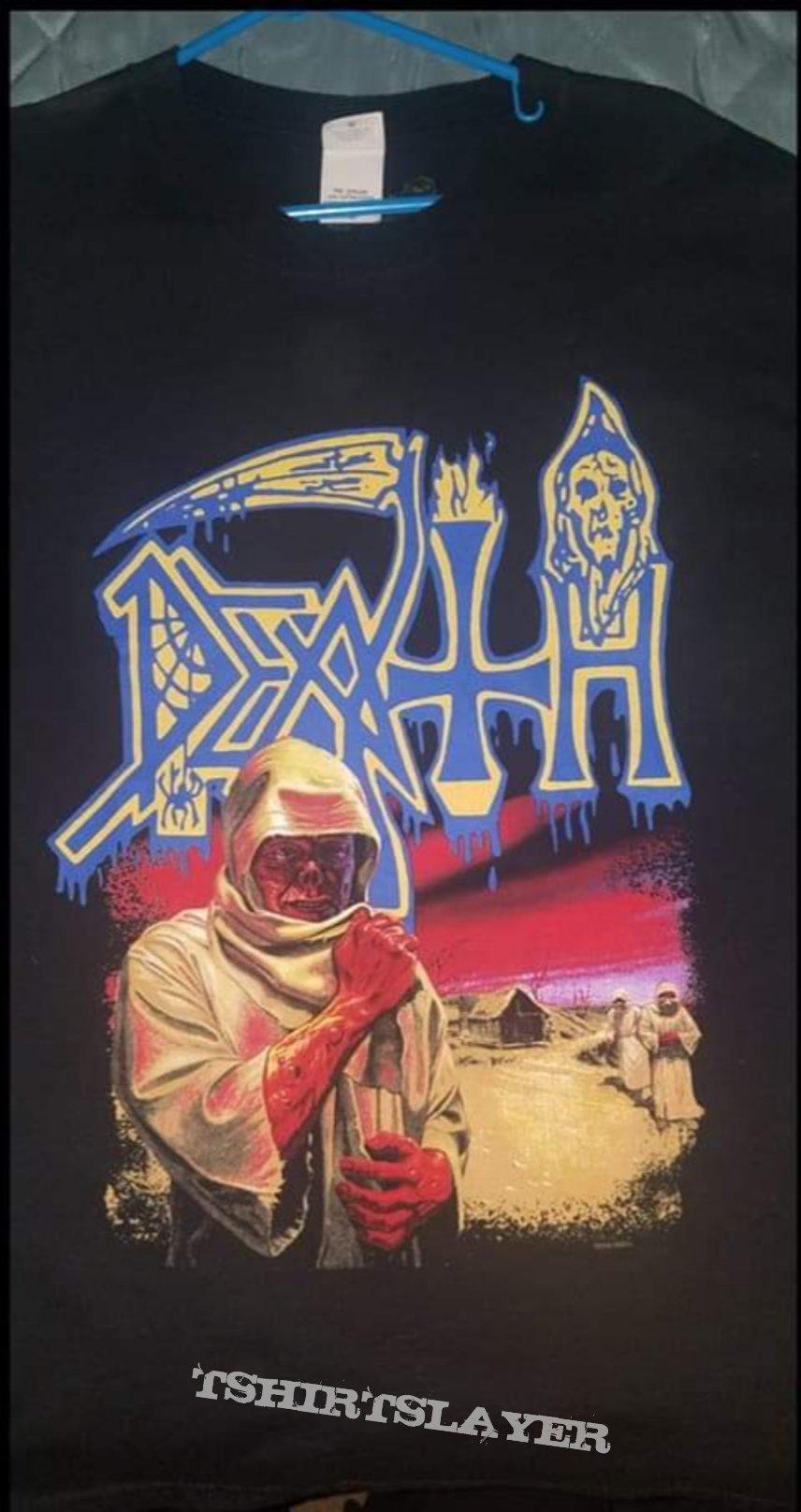 Death leprosy shirt