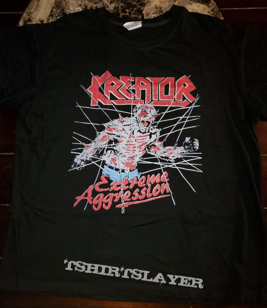 Kreator Extreme Aggressions
