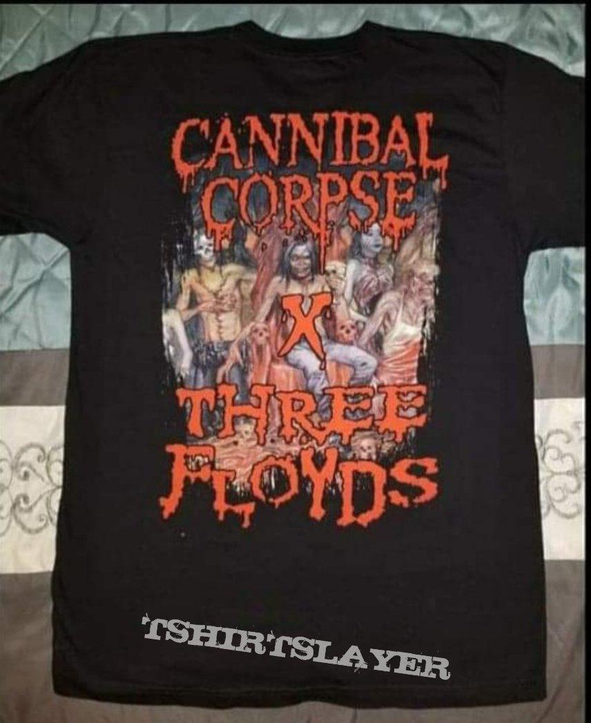 Cannibal Corpse shirt