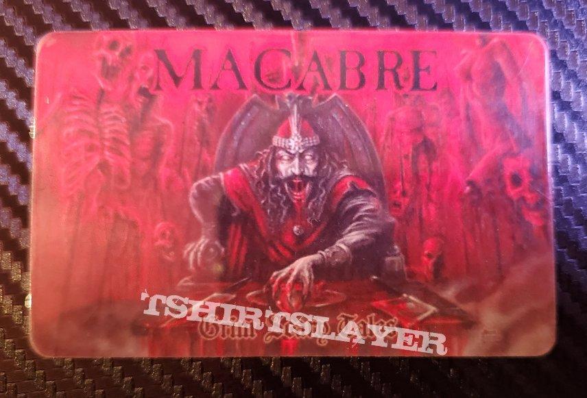 Macabre - Grim Scary Tales download card