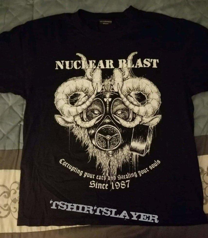 Nuclear Blast shirt