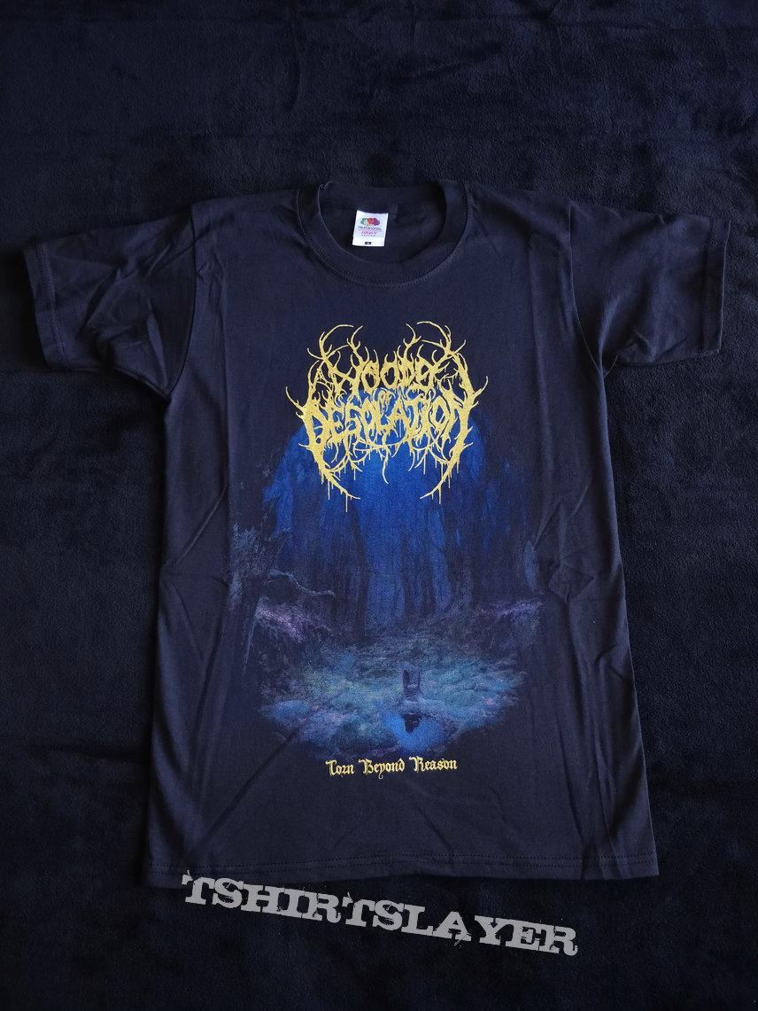 Woods of Desolation - Torn Beyond Reason T-shirt