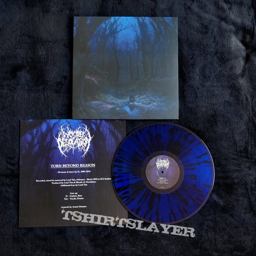 Woods Of Desolation - Torn Beyond Reason LP