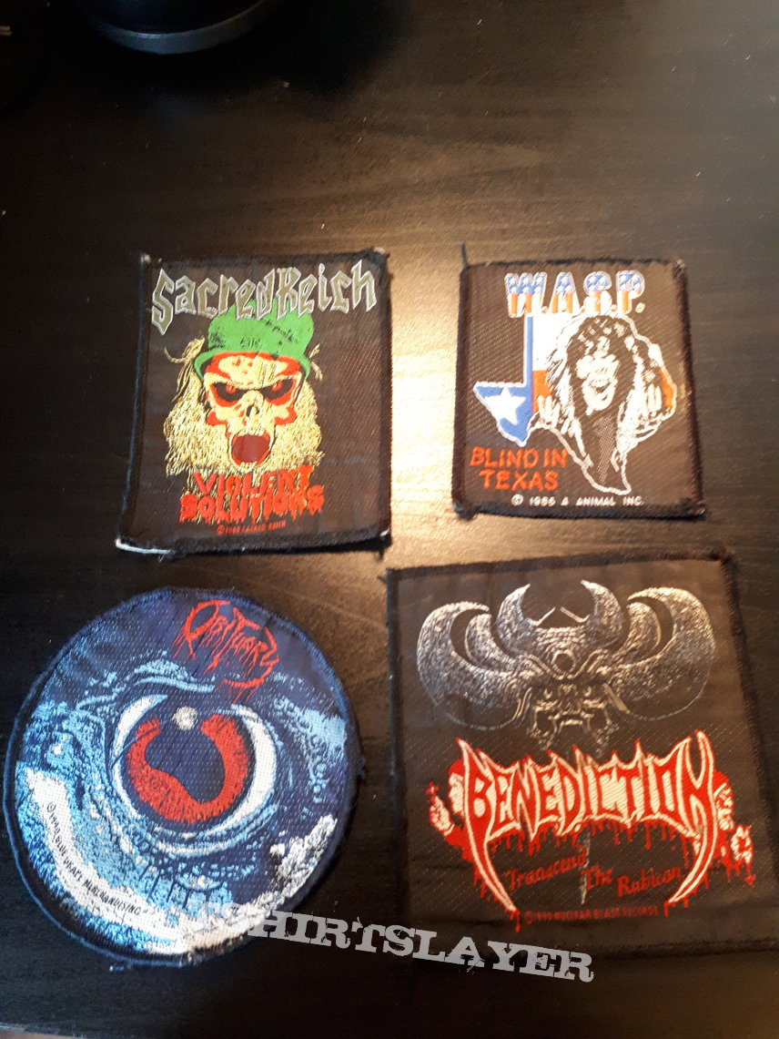Rare patches 2