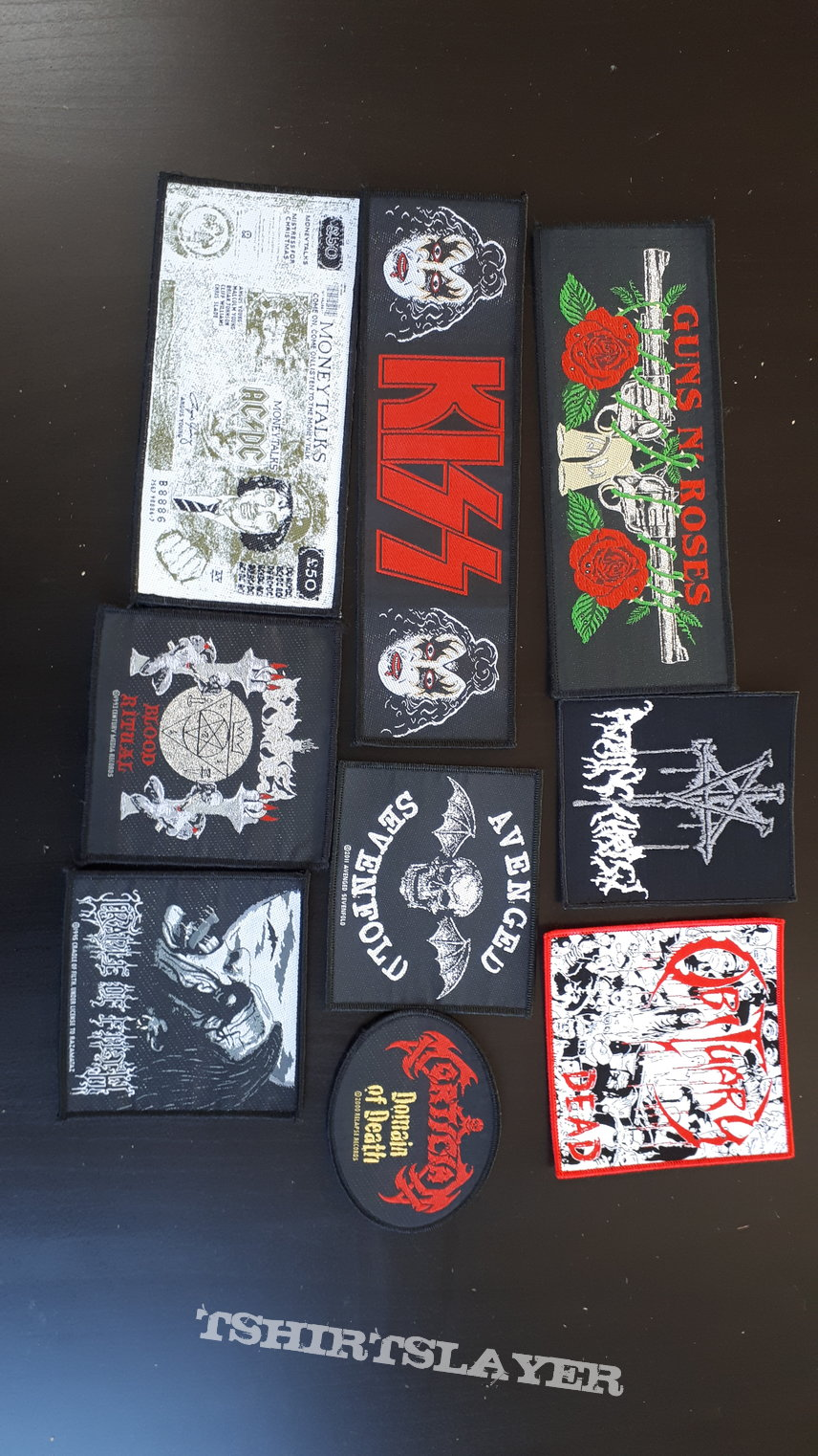 Patch galore